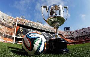 Copa del Rey veerandfinaalide esimene voor